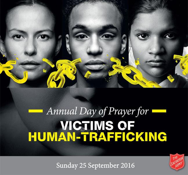 image of Anti Human Trafficking Poster for 2016